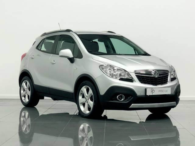 Vauxhall Mokka 1.7 CDTi Exclusiv 5dr Hatchback Diesel Silver at Phil Presswood Specialist Cars Brigg