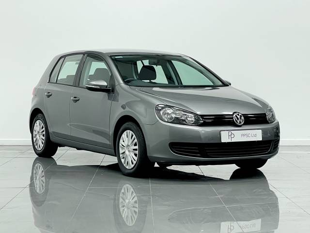 Volkswagen Golf 1.2 TSI 85 S 5dr Hatchback Petrol Metallic Grey at Phil Presswood Specialist Cars Brigg