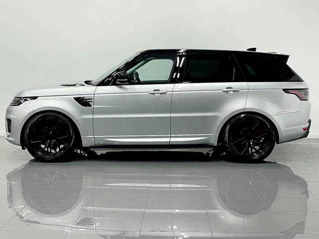 2018 Land Rover Range Rover Sport 3.0 SDV6 HSE Dynamic 5dr Auto [7 Seat]