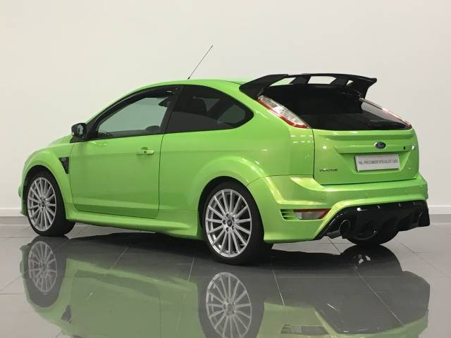 2011 Ford Focus Rs 2.5 FOCUS RS