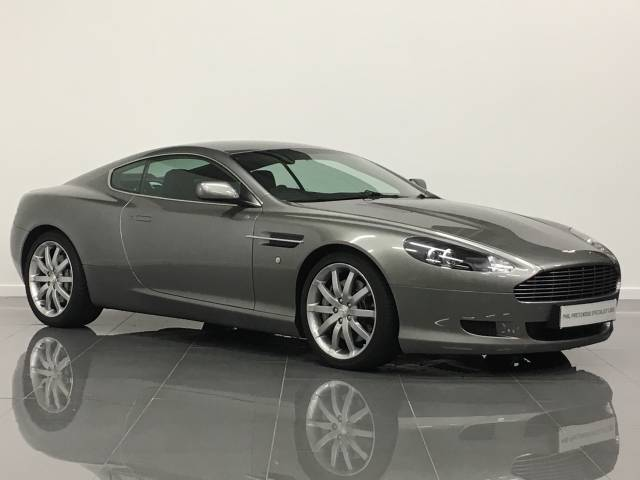 Aston Martin DB9 5.9 V12 2dr Touchtronic Auto Coupe Petrol Silver