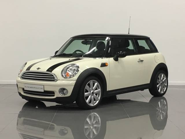 2010 Mini Hatchback 1.6 Cooper [122] 3dr