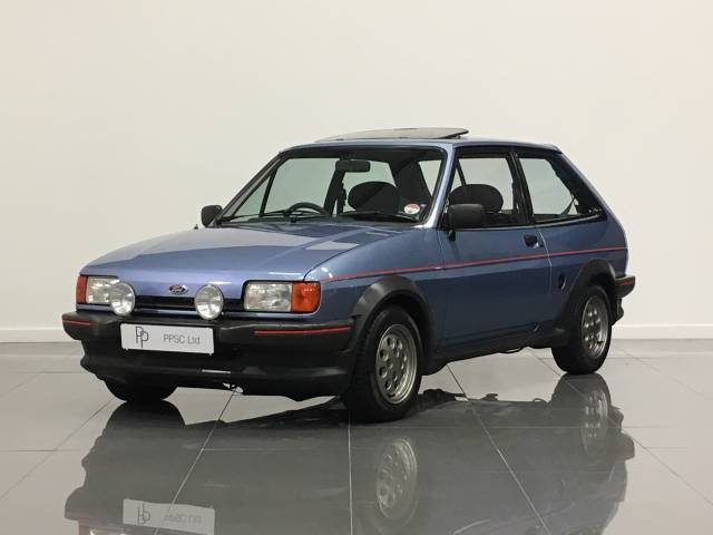1985 Ford Fiesta 1.6 XR2