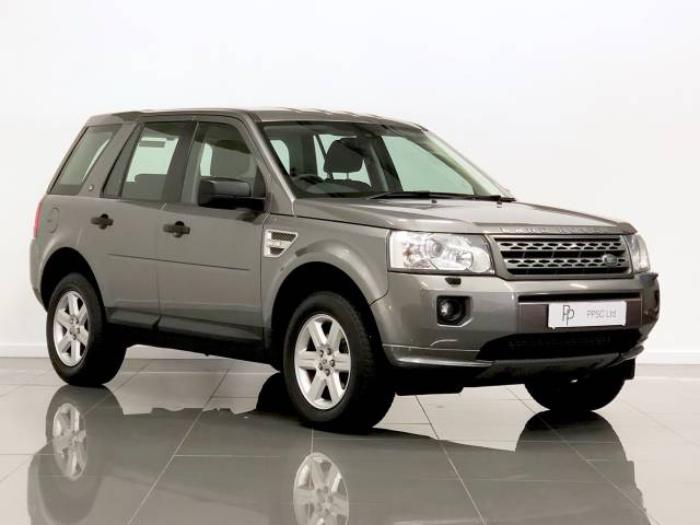 Land Rover Freelander 2.2 TD4 GS 5dr Estate Diesel Grey at Phil Presswood Specialist Cars Brigg