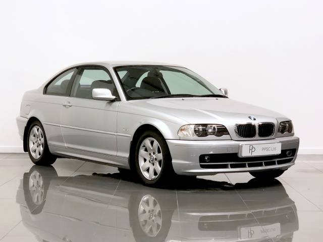 BMW 3 Series 1.9 318 Ci 2dr Coupe Petrol Titan Silver at Phil Presswood Specialist Cars Brigg