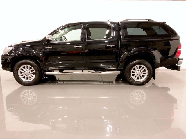2015 Toyota Hilux Invincible D/Cab Pick Up 3.0 D-4D 4WD 171